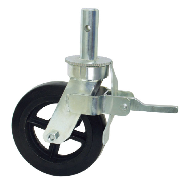 Economical Locking Stem Casters